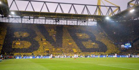 """Marco Reus – Borussia Dortmund: """"Kein Tor, kein Sieg, kein Titel im Fußball bedeutet mir so viel wie eine offene und friedliche Gesellschafft."""""""