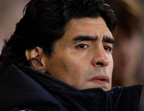 Tweede druk van 'Maradona en de Belgen'