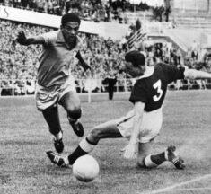 Serie 111 Legendarische Voetbalhelden sinds 1920: Garrincha